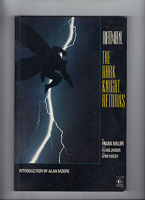 BATMAN The Dark Knight Returns Price Inc Delivery in UK