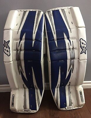 BRIAN's S•SERIES GOALIE PADS
