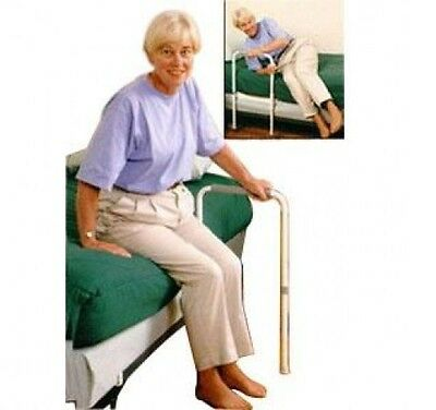 """Smart Bed Rail For Box Spring Mattress Beds 24"""" x 33"""" x 6"""" Support Mobility Aid"""