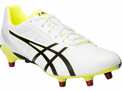 Authentic Asics Gel Lethal Speed ST Screw In Mens Football Boots (0190)
