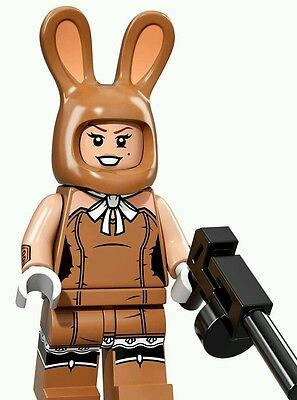 Lego Minifigures - The Lego Batman Movie - March Harriet