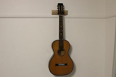 1920-style Hand-crafted steel string Parlour Guitar