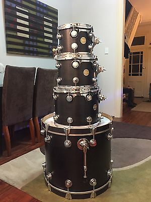 DW COLLECTORS 4 Piece Drum Kit