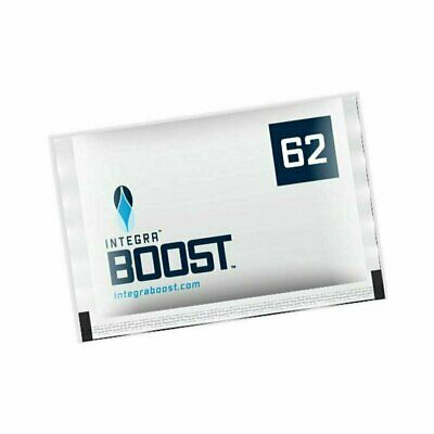 Integra Boost RH 62% 2 Way Humidity Control Large 67g Gram - 12 Pack