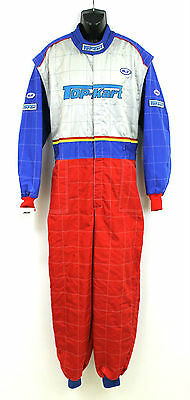 MIR Top-Kart Go Kart Racing Suit Made in Italy Size: 64 / XX-Large