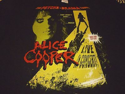 Alice Cooper Shirt ( Used Size XXL ) Very Good Condition!!!