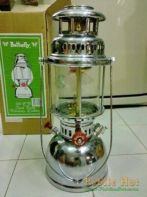 Butterfly kerosene lantern lamp. OLD NEW!