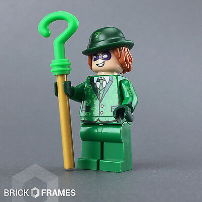 Lego The Riddler Minifigure - BRAND NEW - The Batman Movie 70903