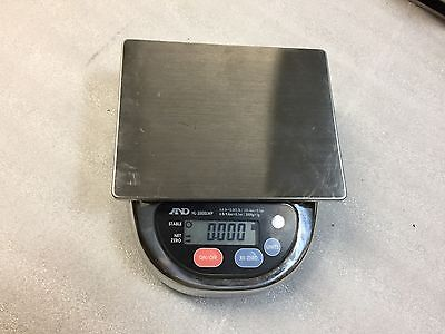 A&D HL-3000LWP Scales