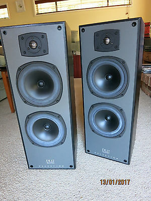 CELESTION DL 12 Series Two FLOOR SPEAKERS .. Made in England
