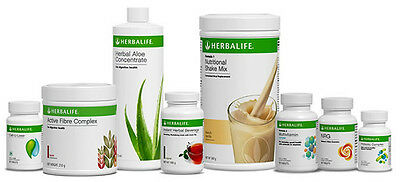 HERBALIFE ULTIMATE WEIGHT LOSS PROGRAM With F1 Shake - Choose Your Flavour