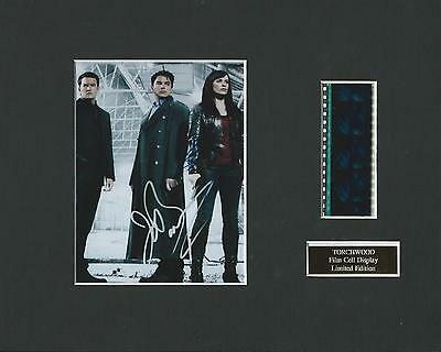 Torchwood Film Cell Display Limited Edition Extremely Rare