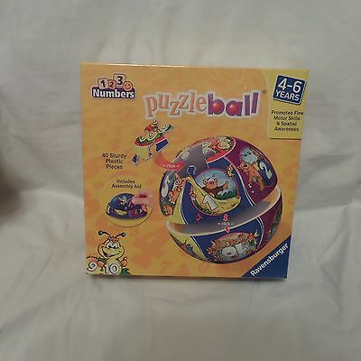 Ravensburger Puzzleball, Numbers, New