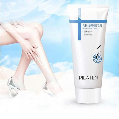 100g Tube PILATEN Natural Hair Removal Depilatory Cream Painless-Free Shipping!