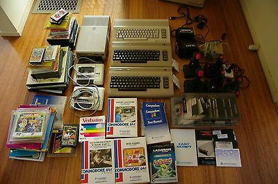 commodore 64 computer mega bundle