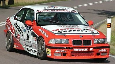 BMW M3 E36 S50 Homologation - Motorsport Gruppe A Racing - Rally Group A