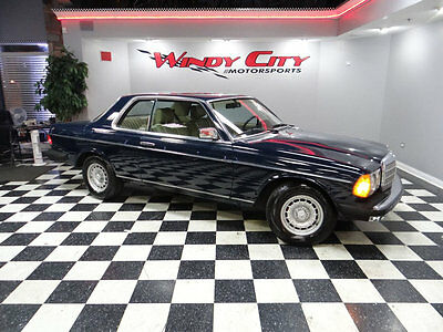 1981 Mercedes-Benz 200-Series CE 1981 Mercedes Benz 280CE Coupe Low Miles Rust Free Well Maintained Hard To Find!