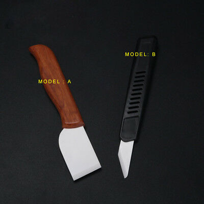 Quality Nano-Ceramic Blade Knife Cut cutting Leather Leathercraft Tool DIY