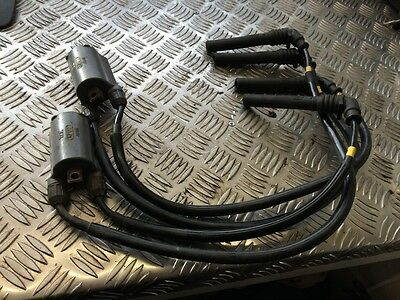Kawasaki ZX6R G1 coil packs and leads