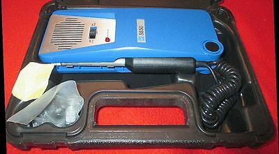 TIF 5550A Automatic Halogen Leak Detector  w/aditional tips - TESTED & WORKING