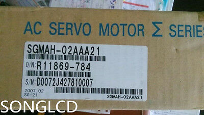 Yaskawa Servo Motor SGMAH-02AAA21 NEW IN BOX !!*via DHL or EMS
