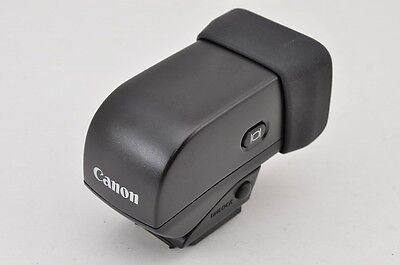 Canon EVF-DC1 Electronic View Finder EOS M3 G1X Mark II G3X MINT #170104f
