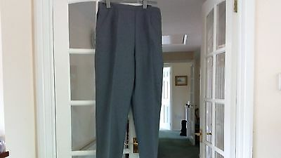 "BNWOT Ladies grey bowls trousers waist 42"" ? size 18"