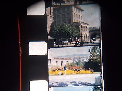 Home Movie.1960 CIRCUITO EUROPEO . Film Cine 8mm NO Super8 Color 120mts