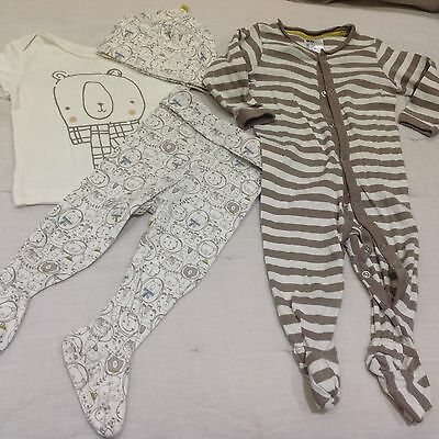 H&M Lovely Boys Or Girls Bundle Size 4-6 Months Excellent Condition
