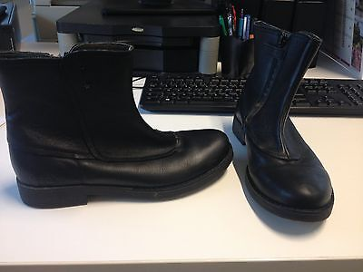 bottines noires Aster P 37 NEUVES
