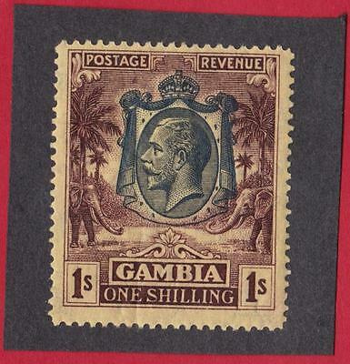 GAMBIE- N° 103 -1 shilling  STAMP NEW  price catalog :4.50 €