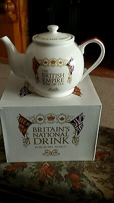 teapot collectable used once boxed