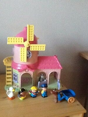 ELC Happyland Windmill with accessories