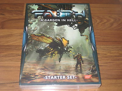 Faith Starter Set A Garden in Hell Boxed Set 2016 Burning Games New Sealed