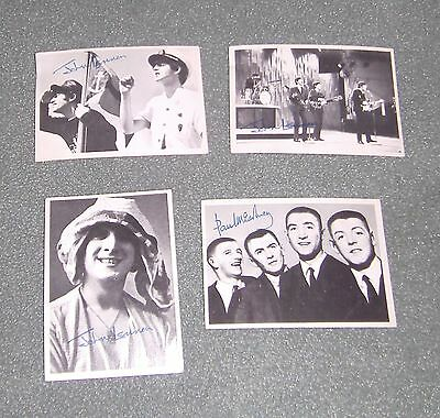 Beatles Collector Cards