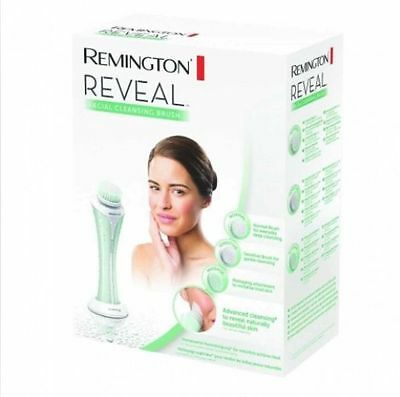 Remington Reveal FC1000 Facial Cleansing Brush With Beauty Bag  A-