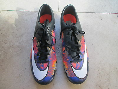 Nike Mercurial Cr7 Mens Football Boots Size 10 Adult