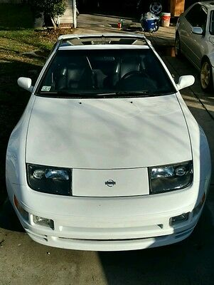1995 Nissan 300ZX leather 1995 Nissan 300zx Twin Turbo