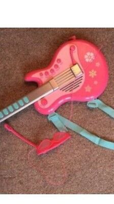 ELC/Early Learning Centre Pink Guitar