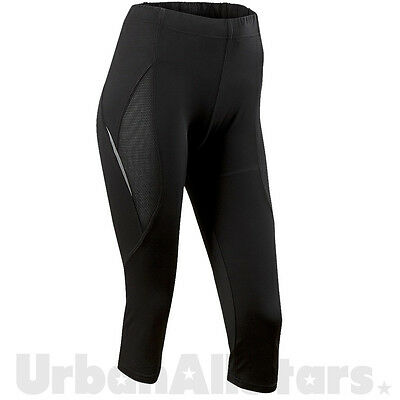 Ladies Sports Leggings Womens Black 3/4 Running Gym Fitness Sports Bottoms