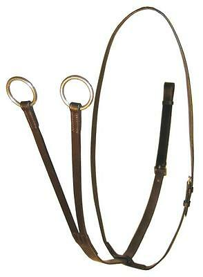 Ascot Running Martingale - Brand New - Full size - Brown