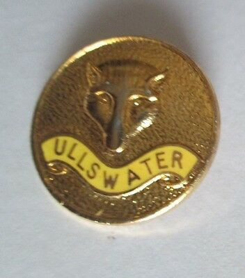 Foxhunting badge Ullswater Foxhounds