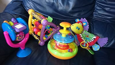 Baby First toys spinning top toy with music bundle
