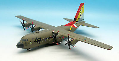 INFLIGHT200 1:200 RAF C-130J Hercules (IFCLEV130880) 47 SQUADRON limited edition