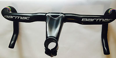 Specialized Barmac Integrated Carbon Handlebar and Stem 42cm
