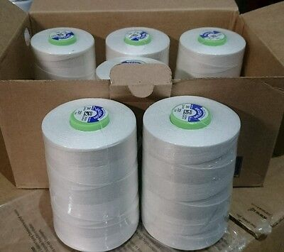 Polyester/Cotton Industrial Heavy Duty Sewing Machine Thread M36 (1 Spool)