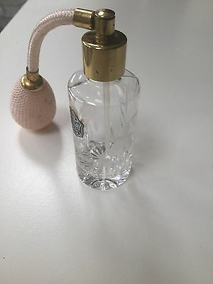 Stuart Crystal Perfume Spray