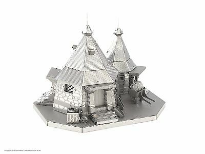 Fascinations Metal Earth 3D Laser Cut Model - Harry Potter RUBEUS HAGRID HUT
