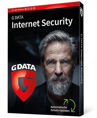 G DATA Internet Security 1 PC  2019  | Download / Email-Versand / ESD