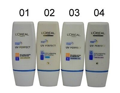 L'Oreal UV Perfect 12H Longlasting UV Protector 30ml
